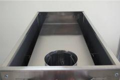 Походная баня ПБ-1 Берег (печь в комплекте