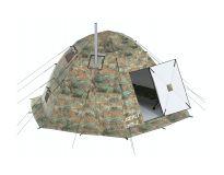 Универсальная палатка УП 2 с печкой