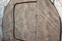 Походная баня ПБ-2 с тамбуром (печь в комплекте)