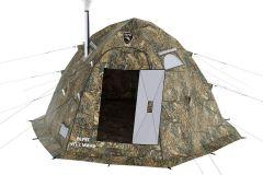 Универсальная палатка УП-2 мини с распашной дверью