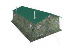 Армейская палатка БЕРЕГ-30М1 6.75м*6.0 м*3.0. (однослойная)