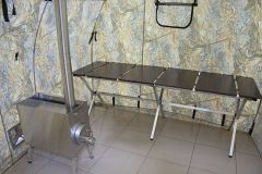 Мобильная баня ПБ-1