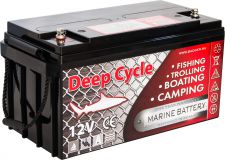 Аккумулятор Marine Deep Cycle AGM 80Ah 12V (6FM80D-X)