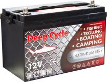 Аккумулятор Marine Deep Cycle AGM 100Ah 12V (6FM100D-X)