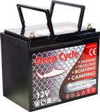 Аккумулятор Marine Deep Cycle GEL 75Ah 12V (CG12-75TXA)