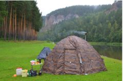 Универсальная палатка УП-5 Берег