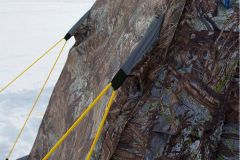 Универсальная палатка УП-5, каркас пруток 10мм