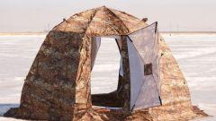 Дверь распашная для палаток УП4 и УП5