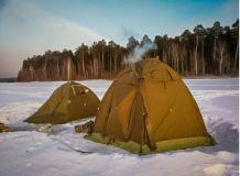 Палатка облегченная МФП 3