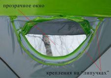 Зимняя палатка Лотос Куб Классик Термо