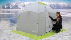 Зимняя палатка Лотос 3 Универсал Т
