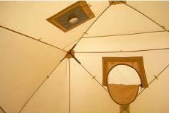 Зимняя палатка Куб 3.60 «Берег»
