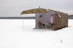 Палатка Кубоид 3.60 «Берег» (2 сл.)