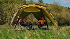 Туристическая палатка автомат Rover Luxe