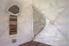 Внутренний тент зимней палатки Куб 2.20