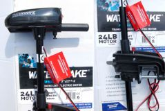 Лодочный электромотор WaterSnake T24-FW/24