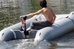 Электромотор для надувных лодок FWT30TH/26
