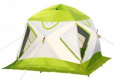 Утепленная зимняя палатка ЛОТОС КубоЗонт 4 Термо